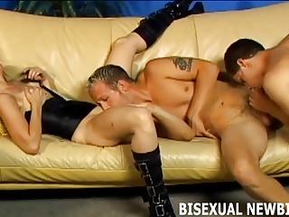 Compilation de vidéos bisexuelles
